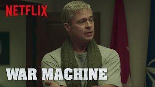 "War Machine | Clip: ""You Got Your Troops"" | Netflix"