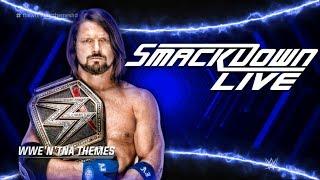 "WWE AJ Styles 2nd WWE Theme Song 2018 - ""Phenomenal"" (Chorus Loop Edit) + Download Link ᴴᴰ"