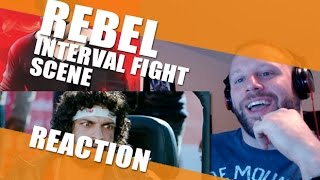 Rebel Fight Scene Reaction [Part 1 of 2: Interval] - Prabhas doesn't lift a FINGER?!