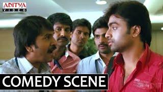 Srinivas Reddy & Rao Ramesh Funny Comedy In Solo Telugu Movie