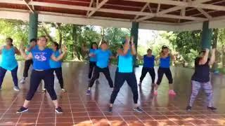 CACHETEA   Clases de Zumba   Instructora Lorena Acosta