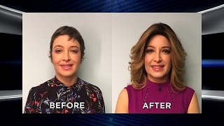 Breast Cancer Survivor's Makeover