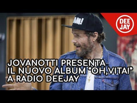 Jovanotti l intervista completa a Radio Deejay
