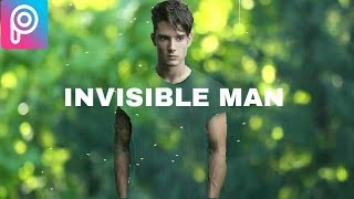 Picsart Editing Tutorial || Picsart Invisible Effect Picsart New Editng ||