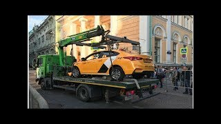 News Moscow taxi driver was not drunk: traffic authority