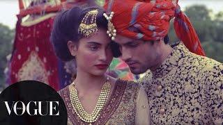 It Had To Be You   Bridal Fashion Film at Jodhpur   VOGUE India
