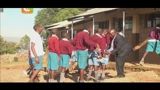 KCPE candidates sit exam under tight security