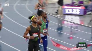 Daniel Roberts Is Your Men's 110-meter Hurdles National Champion | Champions Series Presented By Xfi
