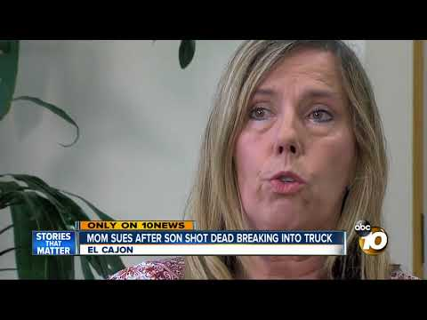 Xxx Mp4 Mom Sues After Son Shot Dead Breaking Into Truck 3gp Sex