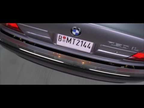 BMW 750IL Car Q James Bond 007