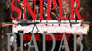 PAYDAY:THE HEIST - SNIPER BIADAB!! - GAMEPLAY INDONESIA #1