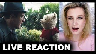 Christopher Robin Teaser Trailer REACTION
