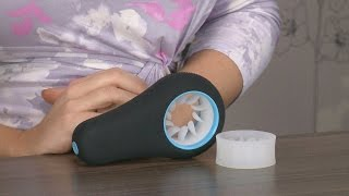 Sqweel XT for Men USB Rechargeable Oral Sex Simulator