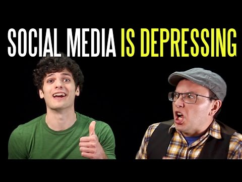 Why Social Media Is So Depressing Right Now