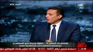 د.محمد منظور يكشف عن مصادر تمويل حملات انتخابات الرئاسة