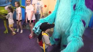 Make-A-Wish: Meeting the Monsters