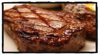 Como asar Rib Eyes bien sencillo BGE / How to Grill Rib Eye Steaks Very Easy