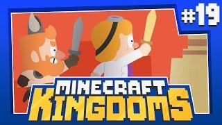 ATTACK THE BANDITS - Minecraft Kingdoms [#19]