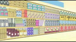 Mr. Bean Animated Series - Super Trolley Part 2