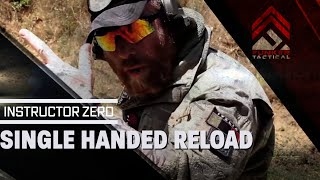 Single Handed Reload with Support Hand | Instructor Zero