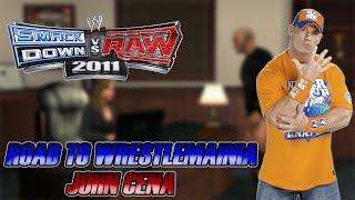 WWE SmackDown vs Raw 2011 - Road to Wrestlemania: John Cena - #02 - Handicap