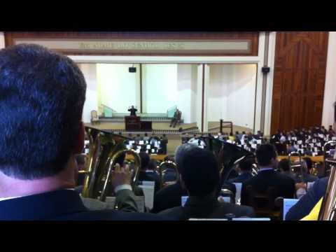 Ensaio Regional CCB Curitiba Portão 25 03 2012 hino 368