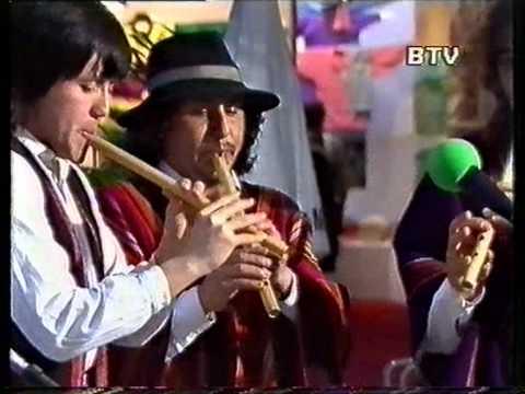 Amores hallaras San Juanito Nr.01 de 11 Grupos Kaluyo y Los Corazas TV Suiza 1987 Mark Haedo