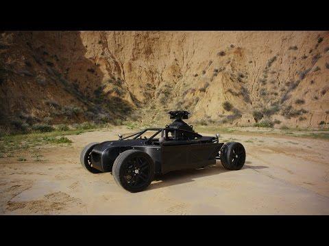Cannes Lions Innovation Film: The Mill BLACKBIRD