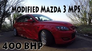 400 BHP Mazda 3 MPS/Aero edition/Review