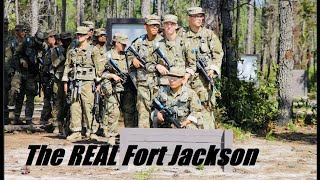 Fort Jackson - The REAL BCT Boot Camp Experience