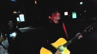 Matt Skajem singing San Francisco 4/26/15