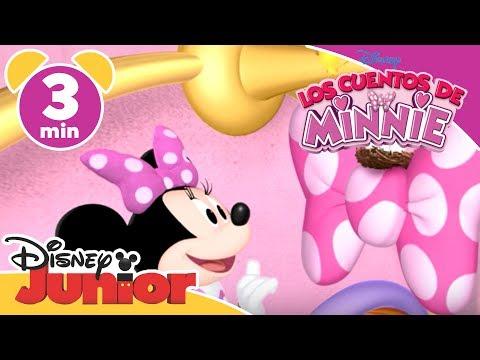 Disney Junior España | Los cuentos de Minnie: Una buena señal