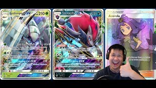 1st Place ZOROARK GX GOLISOPOD GX Deck, Tord Reklev's Deck From London Internationals Is Really Good