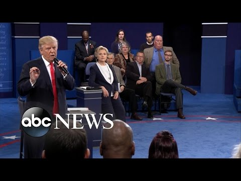 Xxx Mp4 Donald Trump Hillary Clinton Discuss Muslim Ban 3gp Sex
