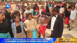 Ministração (Curas e Libertações) - Apóstolo Onório Cutane