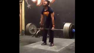 Kimberly C. Walford ..raw DL 475lbs(215.45kg)x2