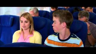 We're the Millers Emma Roberts Airplane Scene