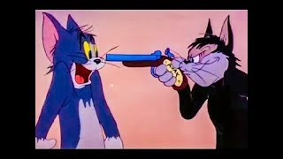 Tom And Jerry English Episodes - Funny Cartoon - A Mouse In The House
