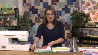 My First Quilt - Episode 35 Preview - Simple Quilt Blocks: Fractured Nine Patch
