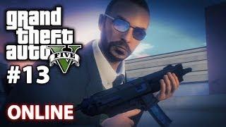 Online Deathmatch Mayhem -- Grand Theft Auto V #13