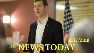 News Today 01/17/2018 | Donald Trump | Pennsylvania Race To Test Democrats