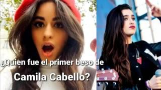¿Camila Cabello sacara canción de su primer beso?/¿Lauren fue el primer beso de camila?