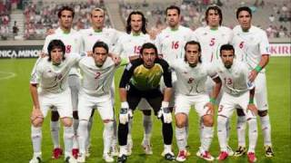 IRAN dictator and sport:Iran football players apparently sacked over protest display