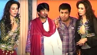 Ashiq China Made Pakistani Stage Drama Full Comedy Show