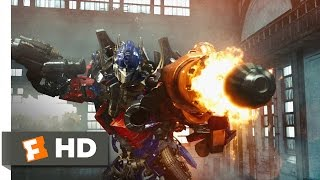 Transformers: Revenge of the Fallen (2009) - The Mad Doctor Scene (5/10) | Movieclips