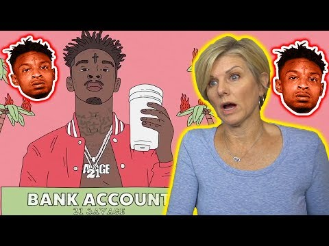 Xxx Mp4 Mom REACTS To 21 Savage Bank Account Official Music Video 3gp Sex