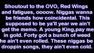 Nicki Minaj-Moment 4 Life lyrics