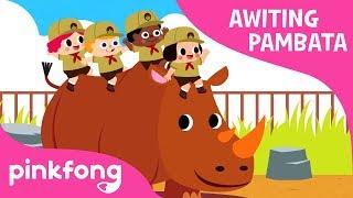 Trip-sa-Zoo   Animal Songs   Pinkfong Awiting Pambata