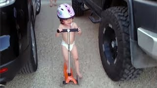 CUTE BABIES and TODDLERS Falling down Compilation - KIDS and BABIES at their BEST!