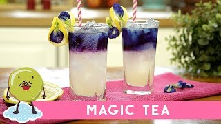 Resep Magic Tea